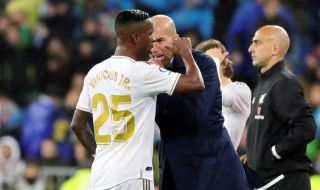 Зидан не е разговарял с играчите на Реал Мадрид от месеци