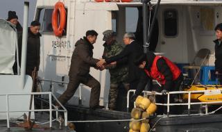 Откриха мъртви рибари от Северна Корея