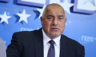Борисов: Лидерите на политическите партии да загърбят егото си - 1
