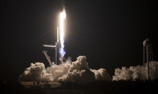 Към звездите! Огромен успех за SpaceX