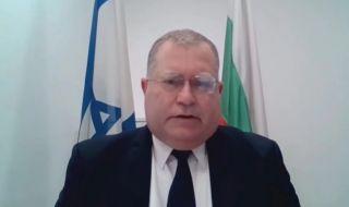 """Йорам Елрон, посланик на Израел в България: """"Хамас"""" цели да заличи Израел от картата"""