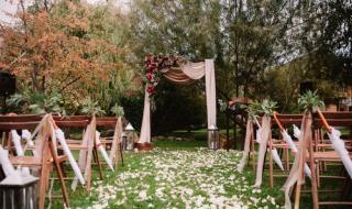 Разрешиха сватбите на открито