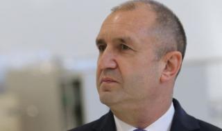 Румен Радев порица остро Бойко Борисов ВИДЕО