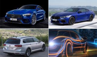 Акценти от автосалон София: BMW, Mercedes и Volkswagen