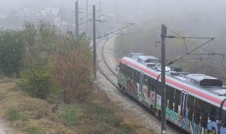 Мъж се е самоубил във Враца, хвърляйки се под влак