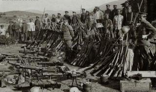 14 октомври 1915 г. България влиза в Първата световна война - 1