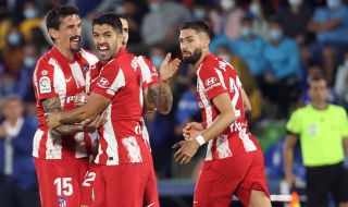 Атлетико Мадрид постигна нова минимална победа - 1