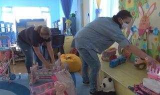 Детските градини в София отварят врати утре