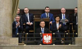 Полша гледа към изхода на ЕС