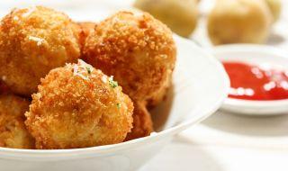 Рецепта за вечеря: Картофени кюфтета