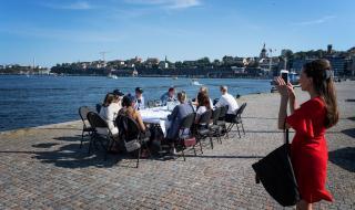 СЗО посочи Швеция като пример за държава, която се справя с коронавируса