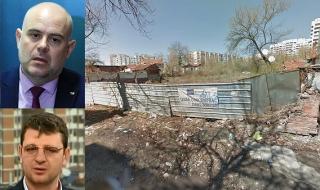 Ваклин построил сградата с евтиния апартамент за жената на Гешев