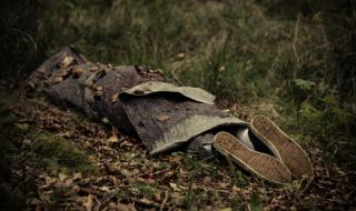 Откриха мъж със счупен череп в нива край Сандански