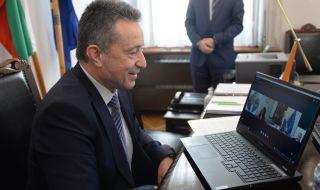 Стоилов проведе видеоконферентен разговор с комисар Дидие Рейндерс