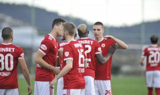 ЦСКА продължава със силните игри в контролите