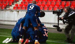 Арсенал премаза мечтата на Славия Прага за нещо повече в Лига Европа