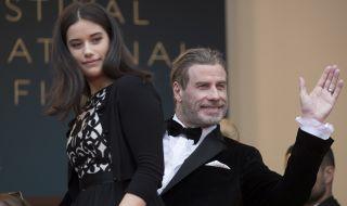 Дъщерята на Джон Траволта: Баща ми е моят герой - 1