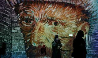 Показаха невиждана досега картина на Ван Гог - 1