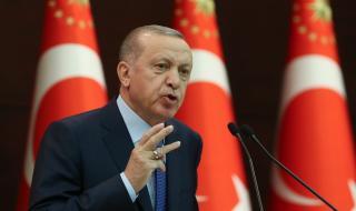 Ердоган ще приеме закон, ограничаващ употребата на английския език