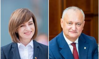 Ясен е победителят на вота в Молдова