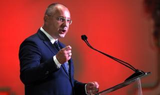 Станишев: Бездействието отново превръща България в безгласна буква по ключови процеси за бъдещето на ЕС
