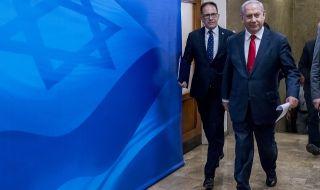 Бенямин Нетаняху на свръхсекретна мисия при врага