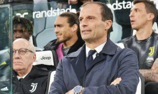 Пак спрягат Алегри за треньор на Арсенал