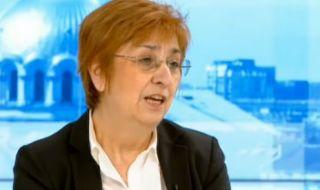 Екатерина Михайлова очаква новия състав на правителството до 10 дни след свикването на Народното събрание