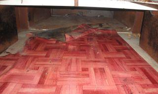Граничар откри незаконни имигранти в тайник на пода на микробус - 1