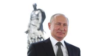 Путин към Русия: Благодаря