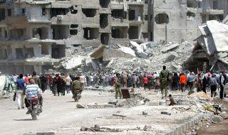 Жестоката съдба на децата в сирийските бежански лагери