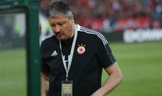 Ето защо Любо Пенев изгонил треньор в ЦСКА - 1