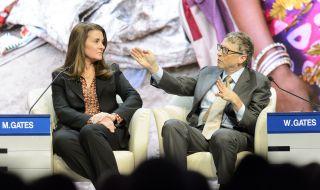 Бил Гейтс: В брака с Мелинда вече нямаше любов