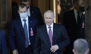 Путин: Има много болни около мен, може да изляза в карантина! - 1