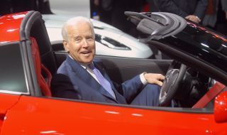Любимата кола на новия президент на САЩ (ВИДЕО)