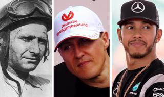 Тримата тенори във Формула 1 (ВИДЕО)
