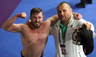 Шампион на България на крачка от финал на Европейското по борба в Рим