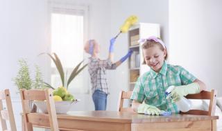 8 правила за пролетно почистване на дома