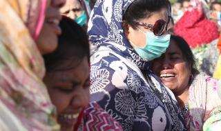 Некадърни пилоти са причинили фаталната катастрофа в Пакистан