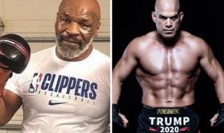 45-годишен шампион на UFC предизвика Майк Тайсън