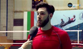 Престижен трансфер за млад български волейболист