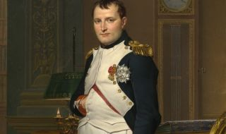 Продават на търг коса на Наполеон