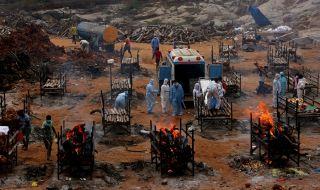 Заразените в Индия вече надхвърлиха 20 млн. души