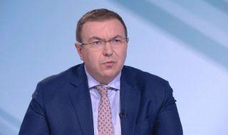 Министър Ангелов: Винаги трябва да имаш план