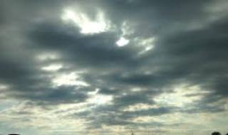 Вторник ни посреща с облаци и бурен вятър