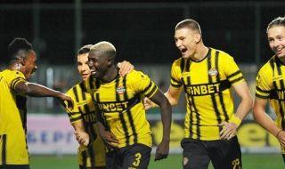 Ботев (Пловдив) спечели Дербито на Тракия срещу Берое - 1