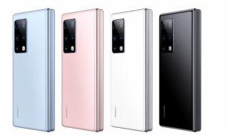 Новият Huawei - сгъваем и с безумна цена от почти $3 000 (ВИДЕО)