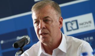 Наско Сираков: Левски ще има нов старши треньор другата седмица, разбрахме се