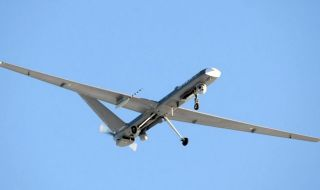 Руският безпилотен летателен апарат Орион в реални бойни действия (ВИДЕО)