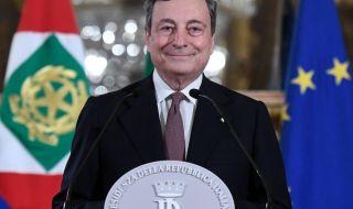 Италия е готова да укрепи отношенията с Русия